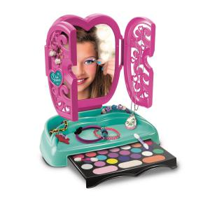 Clementoni - 52502 - Miss France  Miroir de maquillage Miss France (427588)