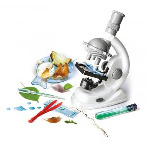 Clementoni - 52525 - Jeux scientifique - La science au microscope (427664)