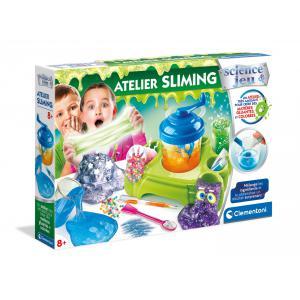 Clementoni - 52489 - Jeux scientifique - Atelier Sliming (427670)