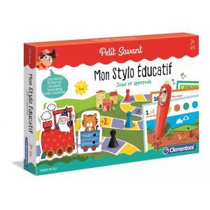 Clementoni - 52462 - Jeux éducatifs petit savant - Mon stylo éducatif - Joue et apprends (427718)