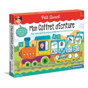 Clementoni - 52466 - Jeux éducatifs petit savant - Mon coffret d'écriture (427726)