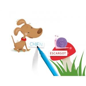 Clementoni - 52473 - Jeux éducatifs petit savant - Je m'amuse à écrire (427730)