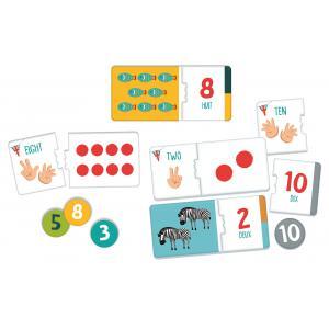 Clementoni - 52471 - Jeux éducatifs petit savant - J'apprends à compter (427736)