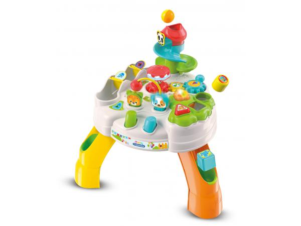 Jouets premier-age la table d'activités enchantée