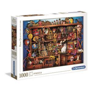 Clementoni - 39512 - Puzzle adultes 1000 Pièces - Ye old shoppe (427832)