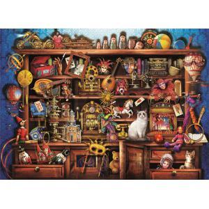 Clementoni - 39512 - Puzzle 1000 pièces - Ye old shoppe (427832)