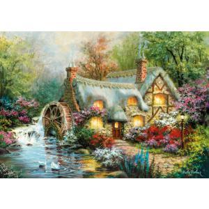 Clementoni - 31812 - Puzzle 1500 pièces - Country retreat (427850)