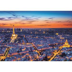 Clementoni - 31815 - Puzzle 1500 pièces - Paris View (427856)