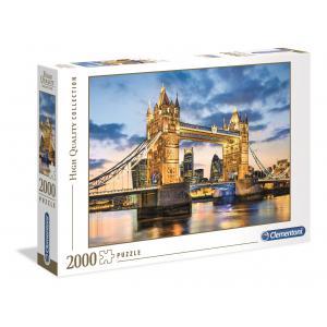 Clementoni - 32563 - Puzzle 2000 pièces - Tower bridge (427860)
