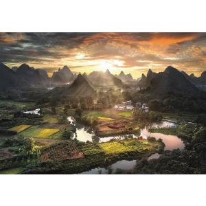 Clementoni - 32564 - Puzzle 2000 pièces - View of China (427862)