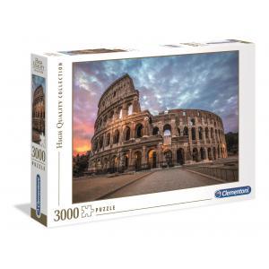 Clementoni - 33548 - Puzzle adultes 3000 Pièces - Coliseum sunrise (427864)