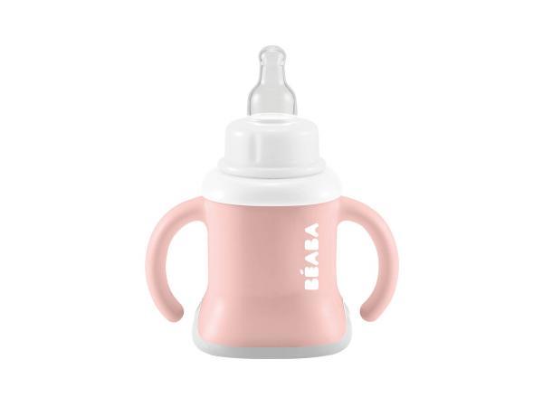 Tasse evoluclip 3 en 1 old pink