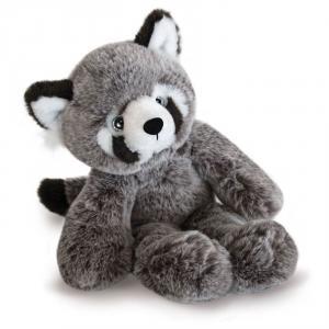 Histoire d'ours - HO3004 - Peluche sweety mousse petit modèle - panda roux  - taille 25 cm - boîte cadeau (428180)