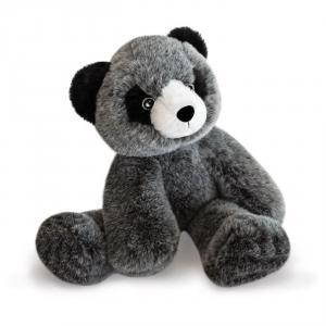 Histoire d'ours - HO3005 - Peluche sweety mousse petit modèle - panda  - taille 25 cm - boîte cadeau (428184)