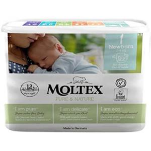 Moltex - 151555 - Pure et Nature - 22 Couches 2-4 kg (428652)