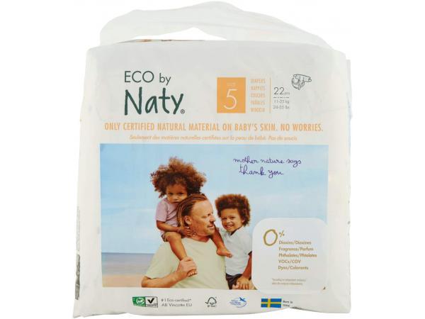 Eco by naty - 22 couches jetab eco by naty - 22 couches jetab