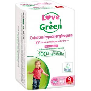 Love And Green - 05LGCAJ4101 - LOVE AND GREEN - Culottes d ap LOVE AND GREEN - Culottes d ap (429960)