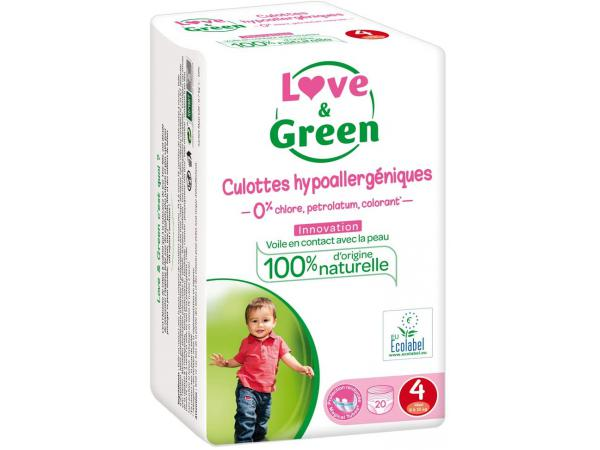 Love and green - culottes d ap love and green - culottes d ap