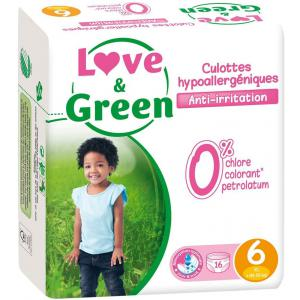 Love And Green - 05LGCAJ6101 - LOVE AND GREEN - Culottes d ap LOVE AND GREEN - Culottes d ap (429964)