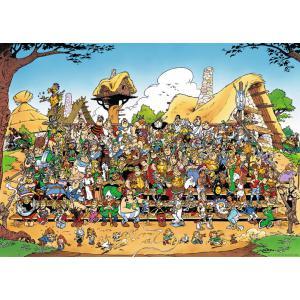 Astérix et Obélix - 15434 - Puzzle 1000 pièces - Photo de famille / Astérix (43026)