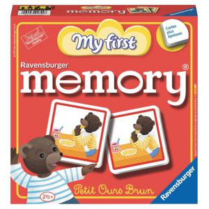 Ravensburger - 21844 - My First Grand memory® Petit Ours Brun (43085)
