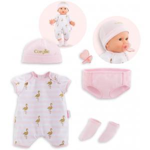 Corolle - 9000140550 - Vêtements pour bébé Corolle 36 cm -  trousseau de naissance (430446)