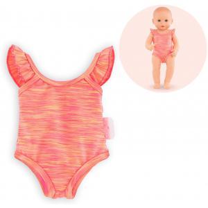 Corolle - 140560 - Vêtements Bébé 36 cm maillot de bain - Mon Grand Poupon  - age 2+ (430448)