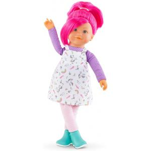 Corolle - 300020 - Rainbow doll - néphélie - age 3+ (430508)