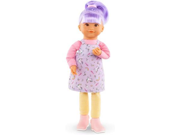 Rainbow doll - iris - age 3+