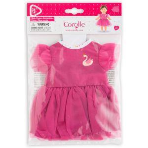 Corolle - 211300 - Les Tenues Complètes Ma Corolle robe cygnes de tendresse - age 4+ (430524)