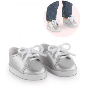 Corolle - 211510 - Les chaussures  Ma Corolle chaussures argentées - age 4+ (430558)