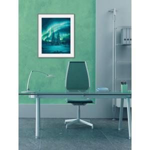 Schipper - 609130813 - Peinture aux numéros - Aurores boréales 40x50cm (430582)