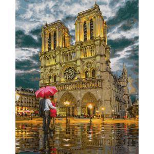 Schipper - 609130817 - Peinture aux numéros - Notre Dame 40x50cm (430590)