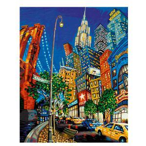 Schipper - 609130822 - Peinture aux numéros - La grosse pomme 40x50cm (430598)