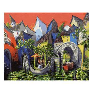 Schipper - 609130823 - Peinture aux numéros - Holiday Memories - d'après Miguel 40x50cm (430600)