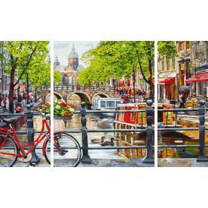 Schipper - 609260812 - Peinture aux numéros - Amsterdam 50x80cm (430602)
