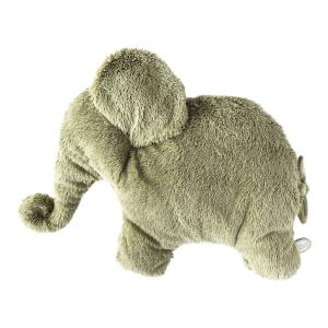 Dimpel - 884949 - Doudou éléphant Oscar vert (431108)