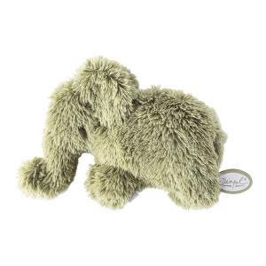 Dimpel - 886171 - Doudou éléphant Oscar vert (431112)
