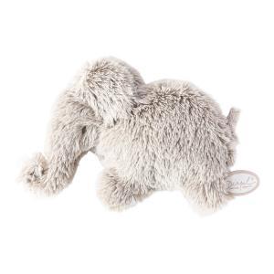 Dimpel - 886158 - Doudou éléphant Oscar beigegris (431114)