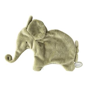 Dimpel - 884910 - Attache tétine éléphant Oscar vert (431146)