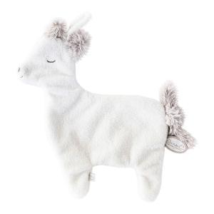 Dimpel - 824005 - Attache tétine lama Lulu blanc (431150)