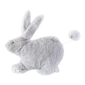 Dimpel - 885677 - Doudou musical lapin Emma grisclair (431160)