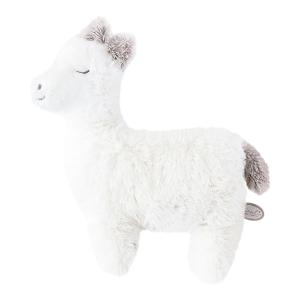 Dimpel - 824018 - Peluche lama Lulu blanc (431170)