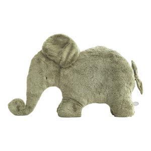Dimpel - 884988 - Peluche éléphant Oscar vert (431174)