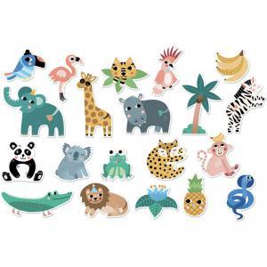 Vilac - 8546 - Magnets Jungle Michelle Carlslund (431212)