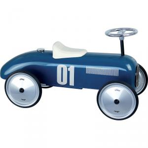 Vilac - 1123 - Porteur voiture vintage bleu pétrole (431366)