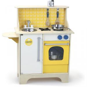 Vilac - 8121Y - Cuisine Cuistot moutarde (431374)
