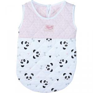 Petitcollin - 800402 - Gigoteuse panda pour poupée de 36 à 40 cm (431394)