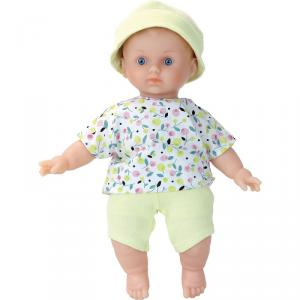 Petitcollin - 632528 - Léo Ecolo Doll Petit Citron 25 cm (431430)