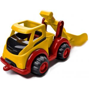 Viking Toys - V81852 - Mighty camion Pelleteuse, 28 cm (432078)